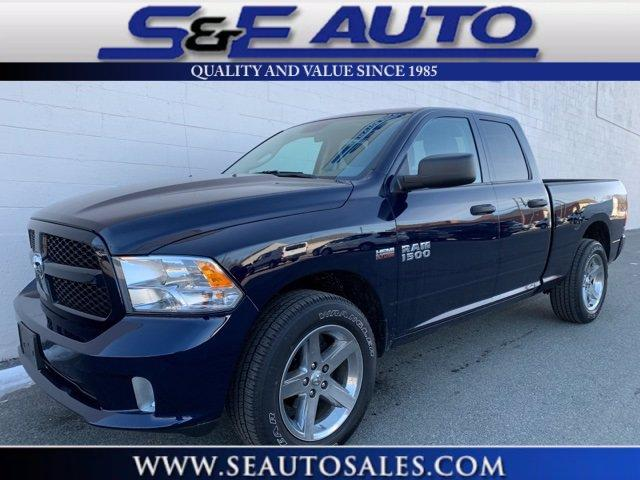 Used 2017 Ram 1500 Express for sale $28,998 at S & E Auto Sales in Walpole MA