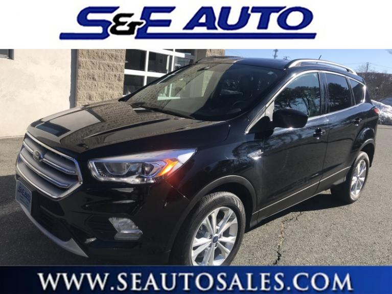 Used 2018 Ford Escape SEL for sale $20,500 at S & E Auto Sales in Walpole MA