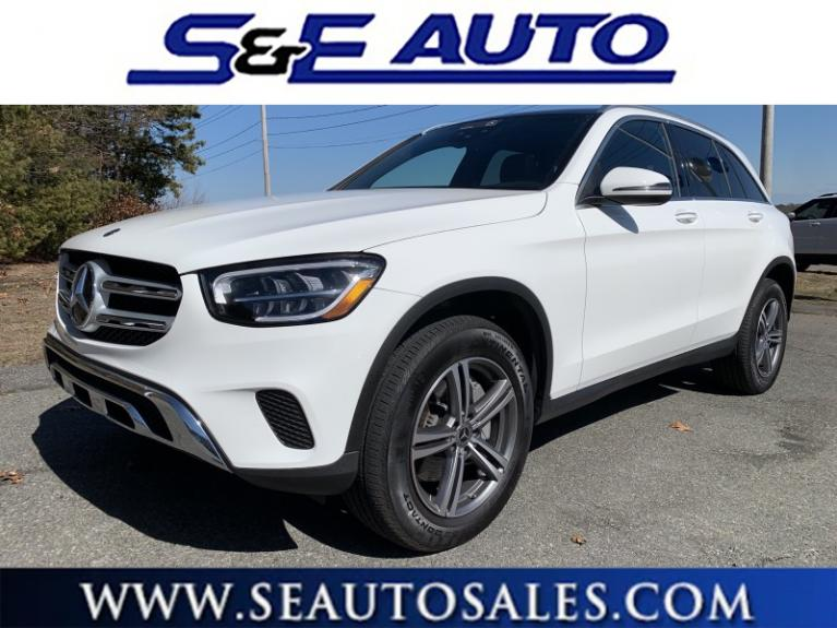 Used 2020 Mercedes-Benz GLC GLC 300 for sale $43,998 at S & E Auto Sales in Walpole MA