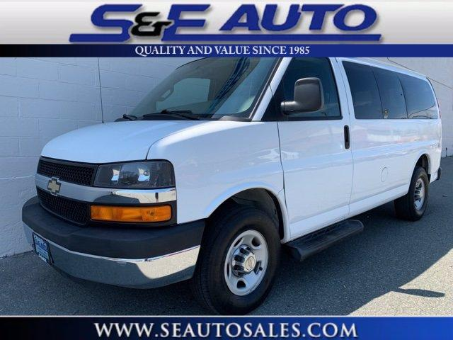 Used 2016 Chevrolet Express 3500 LT for sale $24,998 at S & E Auto Sales in Walpole MA