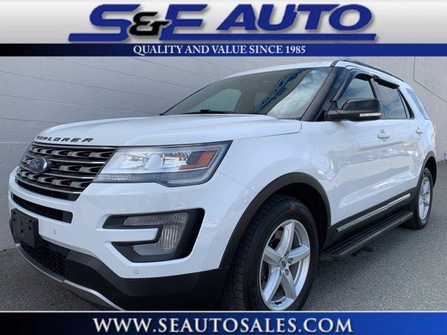 Used 2017 Ford Explorer XLT for sale $28,998 at S & E Auto Sales in Walpole MA