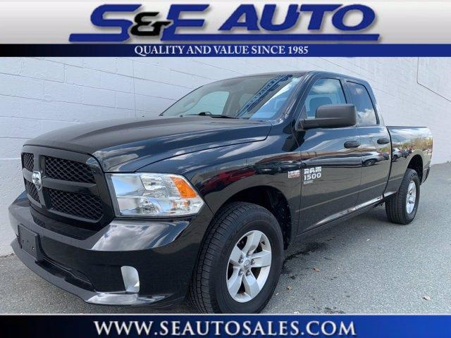 Used 2019 Ram 1500 Classic Express for sale $33,998 at S & E Auto Sales in Walpole MA