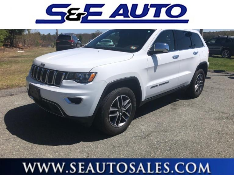 Used 2020 Jeep Grand Cherokee Limited for sale $39,998 at S & E Auto Sales in Walpole MA