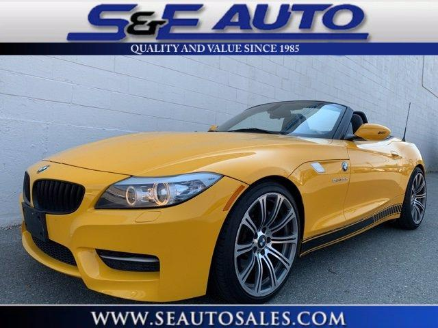 Used 2011 BMW Z4 sDrive35is for sale $26,998 at S & E Auto Sales in Walpole MA