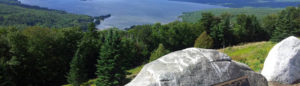 Height of Land Rangeley Lakes